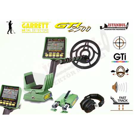 Garrett GTI-2500 Normal Paket